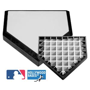 Schutt Hollywood Bury-All Baseball Home Plate