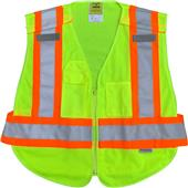 Game Sportswear The 5 Point Breakaway Vest