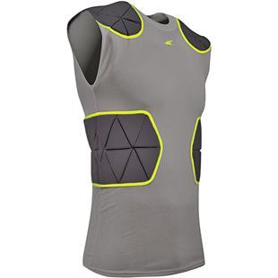 Tri-Flex Compression Shirt With Cushion System