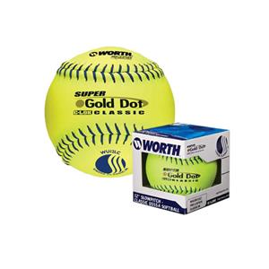 "12"" USSSA Mens Slowpitch Softball Retail Packs"