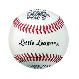 deBeer 9&quot; Little League Cushion Cork Baseballs