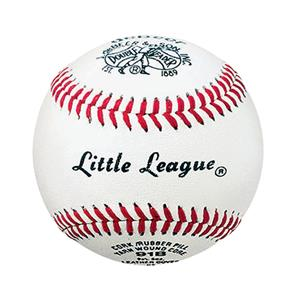 "deBeer 9"" Little League Cork & Rubber Baseballs"