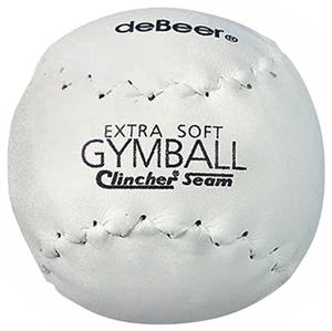 "DeBeer 16"" Specialty Clincher Softie Softballs"