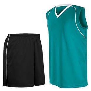 Womens Flex Sleeveless Softball Jersey Uniform Kit