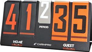 Champro Deluxe Flip-A-Score Scoreboards