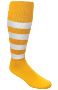 All Star Knitwear Bumble Bee Athletic Socks