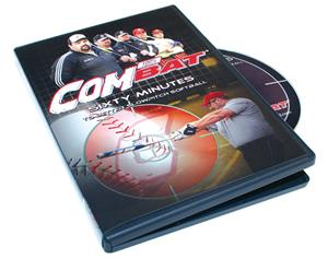 Combat Slowpitch Softball Hitting Tips DVD