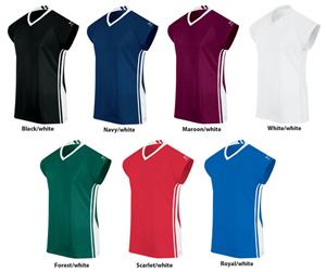 Womens Advance Volleyball Jersey Uniforms-CLOSEOUT