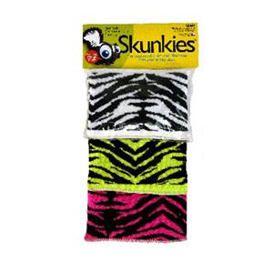 Red Lion Skunkies Zebra Shoe/Equipment Deodorizers