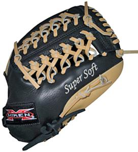"Miken Super Soft Fastpitch 12.5"" Softball Glove"