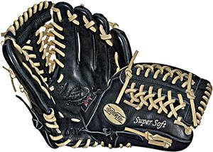 "Miken Super Soft 12"" Baseball Glove MS120BB"