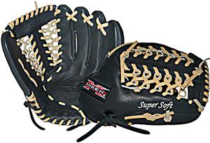 "Miken Super Soft Slowpitch 13"" Softball Glove"