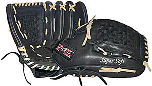 "Miken Super Soft Slowpitch 12.75"" Softball Glove"