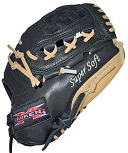 "Miken Super Soft Fastpitch 12"" Softball Glove"