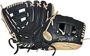 "Miken Super Soft Fastpitch 11.75"" Softball Glove"
