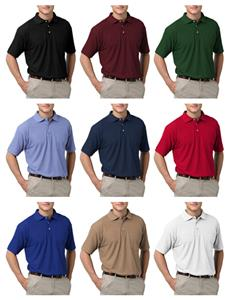 Blue Generation  Pocketed SS Pique Polo Shirts