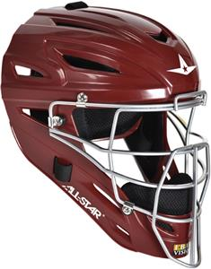 ALL-STAR MVP2500 Baseball Catcher's Helmets-NOCSAE