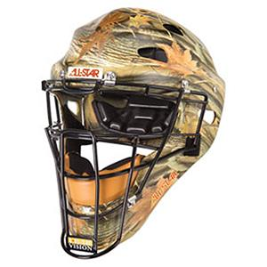 ALL-STAR MVP Hunter Camo Baseball Catchers Helmets