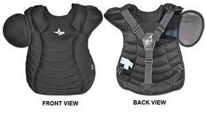 ALL-STAR CP25PRO Pro Baseball Chest Protectors