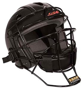 ALL-STAR Baseball Youth Catcher Helmet-NOCSAE