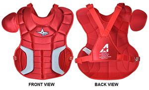 ALL-STAR Player's Series Baseball Chest Protectors