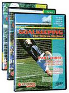 Soccer DiCicco Goalkeeping (3-DVD) training drills