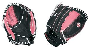 "11"" All Positions Fastpitch Pink Softball Gloves"
