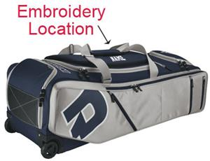 Demarini IDP Baseball Softball Bags On Wheels