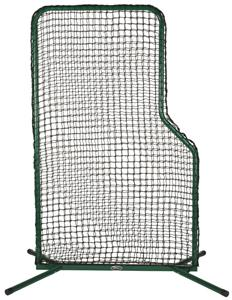 Baseball Portable Protective Pitcher's L-Screen