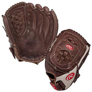"Rawlings Champion 12.5"" Pitcher Sofball Gloves"