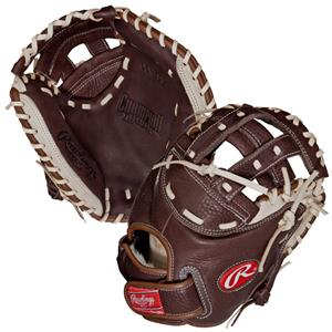 "Rawlings Champion 32"" Catcher Mitt Softball Gloves"