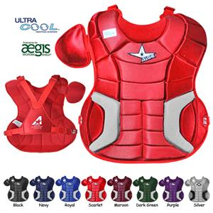ALL-STAR CPW14.5PRO Softball Chest Protectors