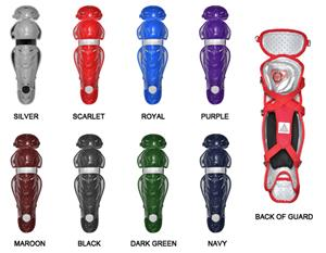 ALL-STAR LGW System 7 Softball Leg Guards
