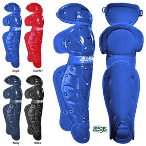 ALL-STAR Youth Fast Pitch Softball Leg Guards