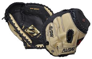 ALL-STAR Girl's CMW1010BT Softball Catcher's Mitts
