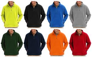 Blue Generation Adult Polar Fleece Pullovers