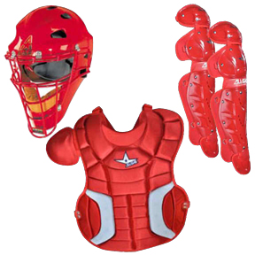 ALL-STAR Player&#39;s Series Baseball Catcher&#39;s Kit
