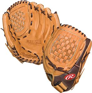 "Rawlings Champion 12"" Fast Pitch Softball Gloves"