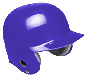 ALL-STAR BH610 Traditional Batting Helmets-NOCSAE
