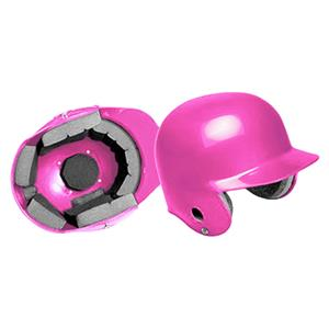 ALL-STAR BH610 Pink Batting Helmets-NOCSAE