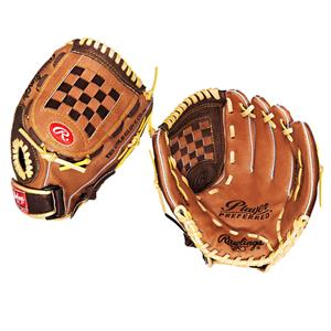 "Rawlings Player Preferred 12"" Softball Gloves"