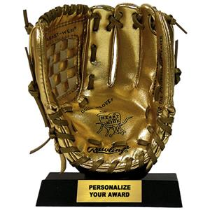 Rawlings Miniature Gold Glove Awards