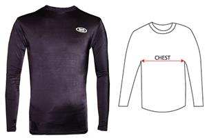 Fabnit Longsleeved Compression Shirts Closeout