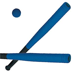 "Champion Sports 27"" Regular Size Foam Covered Bats"