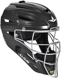 ALL-STAR MVP2500: BK Baseball Umpire Helmet-NOCSAE