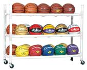 Champion Sports Basketball Heavy Duty Carts