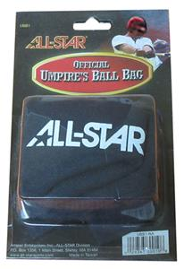ALL-STAR Baseball/Softball Umpire's Ball Bags