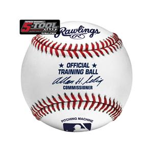 Rawlings 5-Tool MLB Pitching Machine Baseballs