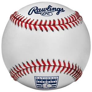 Rawlings Official Hall of Fame Game Balls (Dozen)