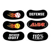 ALL-STAR Custom Baseball/Softball Eye Black